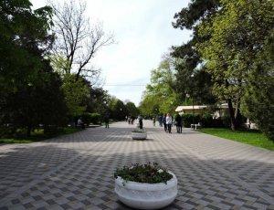 Сквер имени А.С.Пушкина