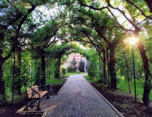 Фото Парк имени Гагарина