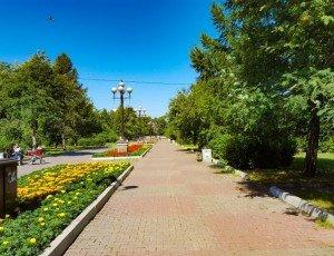 Сквер Космонавтов