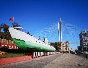 Музей «Гвардейская Краснознамённая подводная лодка С-56»