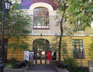 Фото Международный Выставочный Центр им. Арсеньева
