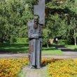 Фото Памятник Ф.М. Достоевскому в Омске 7