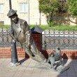 Фото Памятник «Дядя Вася - пьяница» 9