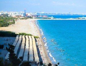 Пляж Сарысу