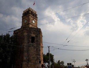 Часовая башня Анталии