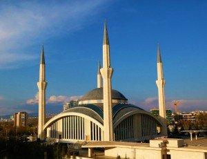Мечеть Ахмет Хамди Аксеки