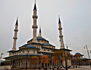 Национальная мечеть Бестепе
