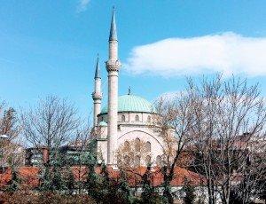 Мечеть Малтепе