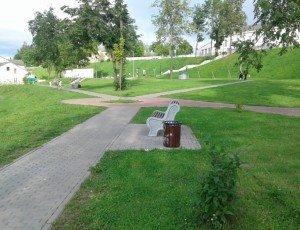 Финский парк