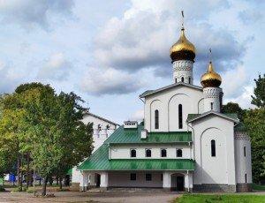 Церковь Веры, Надежды, Любови и Софии в Крестах