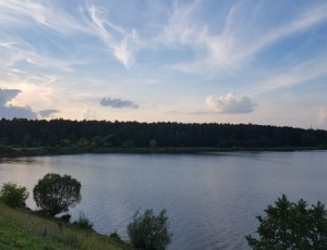 Фото Яченское водохранилище