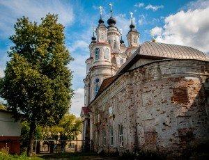Фото Церковь Космы и Дамиана