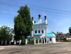 Фото Храм Покрова Пресвятой Богородицы на рву