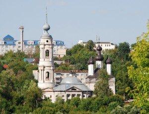 Фото Казанская церковь в Калуге