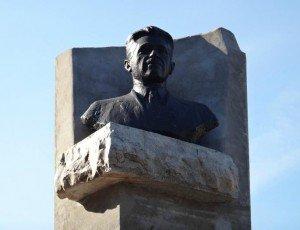 Памятник И. Тевосяну