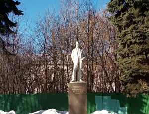 Памятник Второву
