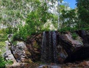 Водопад Че Чкыш