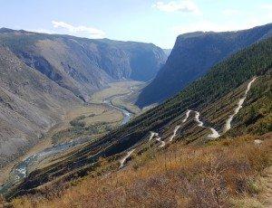 Фото Горный перевал Чике-Таман