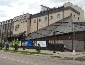 Национальный музей республики Алтай имени А. В. Анохина
