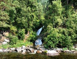 Водопад Аю-кечпес