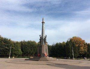 Памятник защитникам Смоленска