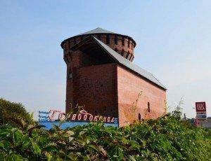 Костыревская башня