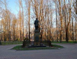 Памятник Михаилу Ивановичу Глинке