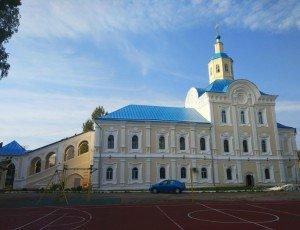 Церковь Николая Чудотворца: Нижне-Никольская