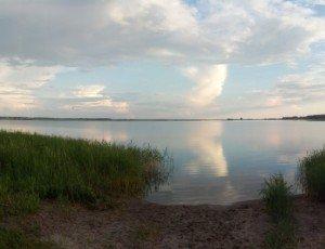 Горькое озеро Алтайского края