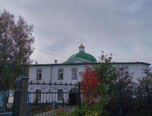 Церковь Димитрия Ростовского на улице Спартака