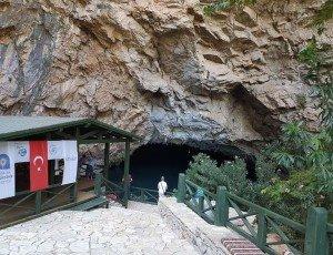 Национальный парк пещеры Алтынбешик