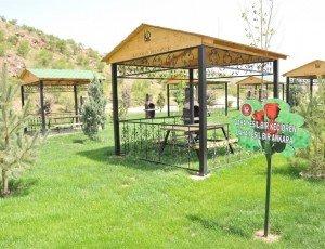 Парк для пикника Карталтепе