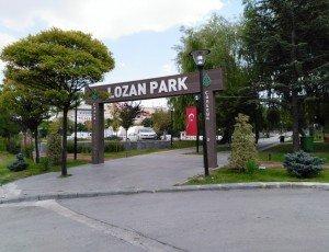 Лозаннский парк