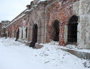 Форт №3 «Граф Милютин» Башенная