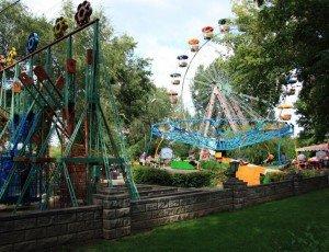 Фото Фэмили Парк в Алматы