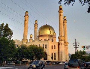 Мечеть Байкен
