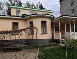 Дом-музей писателя М. Ауэзова