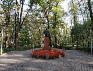 Фото Сосновый парк в Алматы