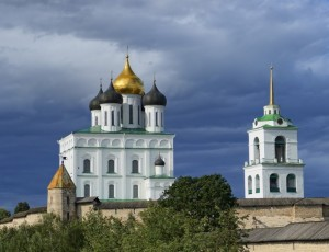 Фото Псковский Свято-Троицкий кафедральный собор