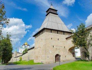 Власьевская башня: Смотровая площадка