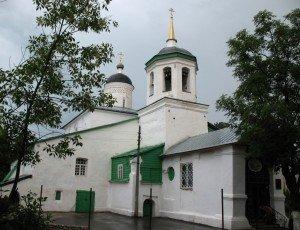 Фото Свято-Ильинская церковь