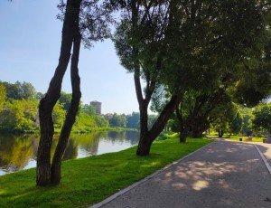 Сквер Павших Борцов