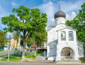 Фото Церковь Георгия со Взвоза