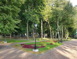 Фото Парк культуры и отдыха