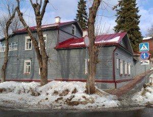 Дом-музей К. Э. Циолковского