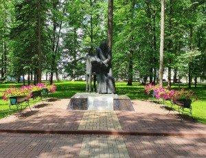 Фото Парк имени К.Э. Циолковского