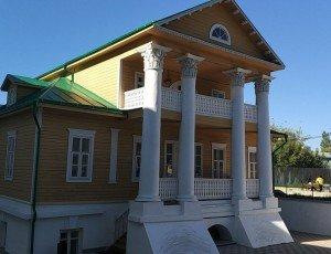 Дом Толмачёвых