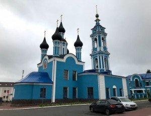 Фото Церковь Успения Пресвятой Богородицы