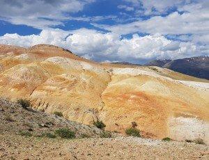 Долина и горы Кызыл-Чин
