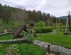 Горно-Алтайский ботанический сад Камлак